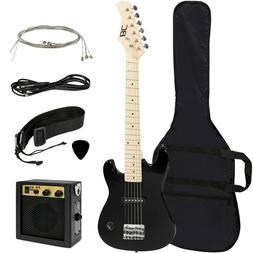 """Best Choice Products 30"""" Kids Electric Guitar Kit 5W Amp Rig"""