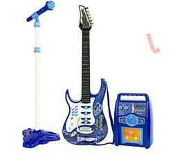 Best Choice Products Kids Electric Musical Guitar Toy Play S
