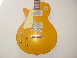 Glen Burton Full Size LP Style 6 String Electric Guitar Meta