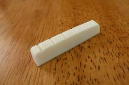 GUITAR NUT BONE SLOTTED 43MM FOR GIBSON LES PAUL EPIPHONE OR