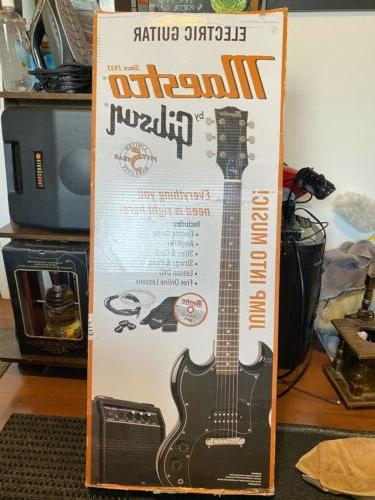 electric guitar kit starter double
