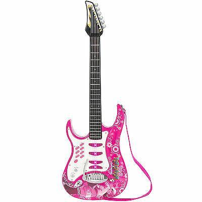 Best Choice Kids Electric Guitar W/ MP3 Amp Set-