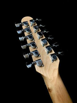 NEW STYLE BODY FINISH ELECTRIC GUITAR STL 01-12 GD
