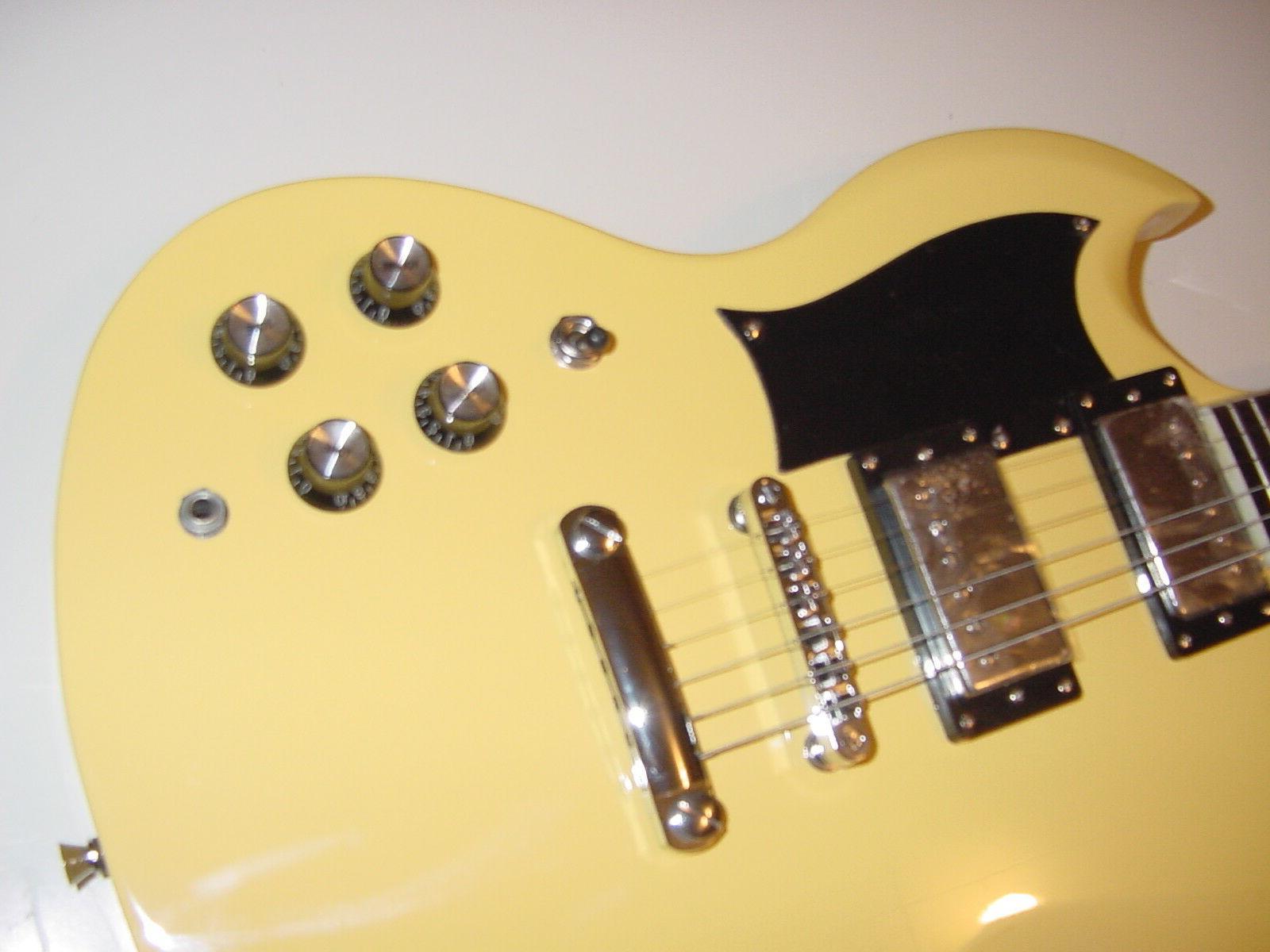 New Guitar Vintage Neck