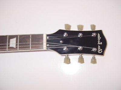 New LP Electric Guitar String Neck Burton