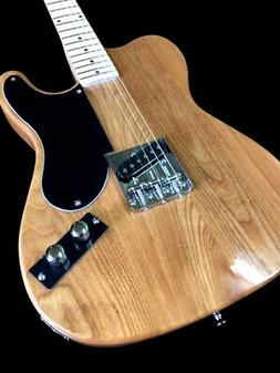 NEW 6 STRING ELECTRIC TL STYLE ESQUIRE SNAKEHEAD ELECTRIC GU