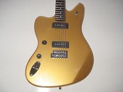 New 6 String Glen Burton Off Set Body Style Electric Guitar