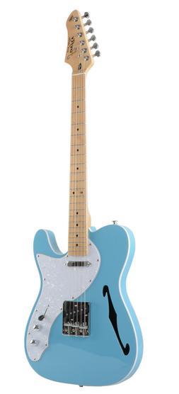 NEW Firefly FFTH firefly Semi-Hollow body Guitar Electri Gut