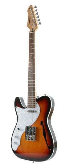 New Firefly FFTH Semi-Hollow body Guitar Electri Gutiar